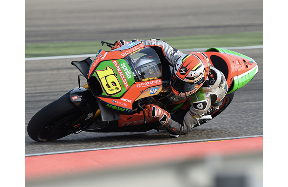 A GOOD START FOR APRILIA AT THE ARAGÓN MOTOGP WEEKEND_2