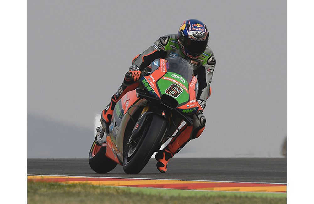 A GOOD START FOR APRILIA AT THE ARAGÓN MOTOGP WEEKEND_3