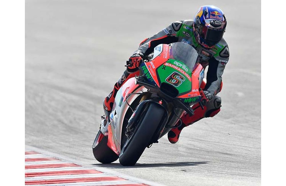 PENULTIMATE EUROPEAN MOTOGP RACE FOR APRILIA_0