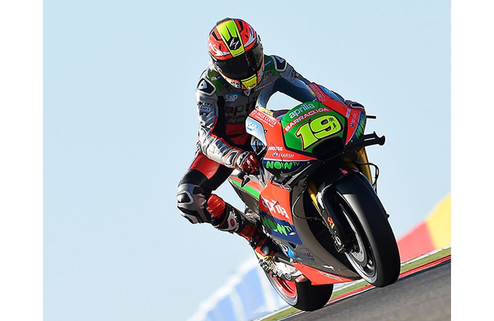 APRILIA CONTINUES TO IMPROVE AT ARAGÓN_0