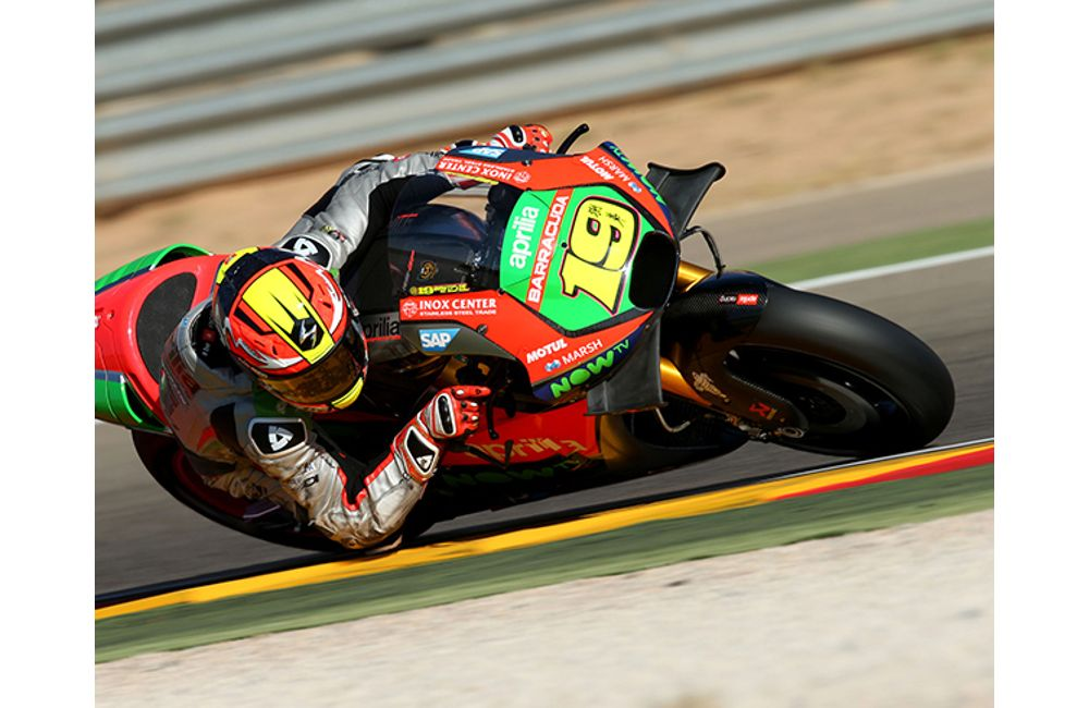 APRILIA CONTINUES TO IMPROVE AT ARAGÓN_2