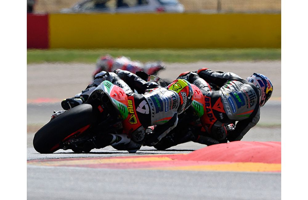 GOOD RACE AND EXCELLENT RESULT FOR THE APRILIAS AT ARAGÓN_3