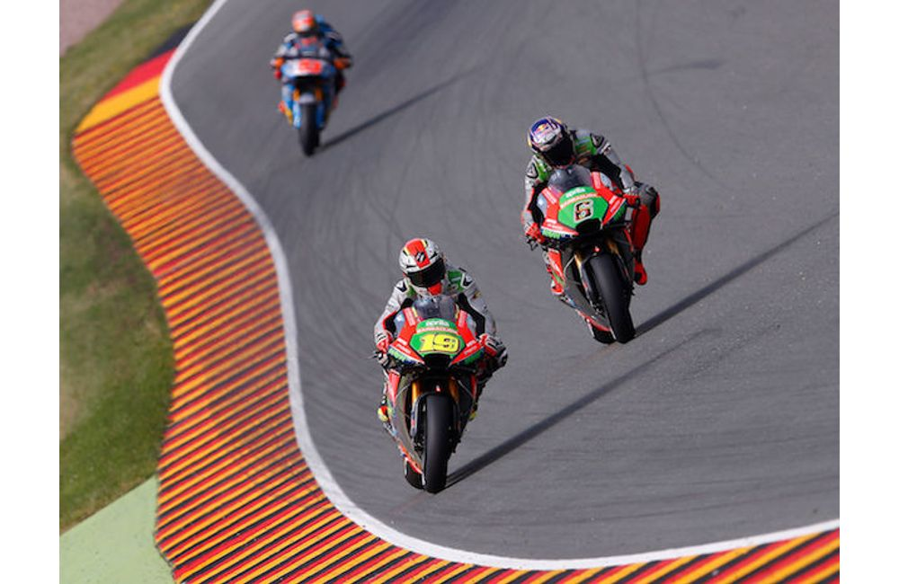 ‪DEBUTTO PER LA MOTOGP AL RED BULL RING_APRILIA SCOPRE IL RED BULL RING0