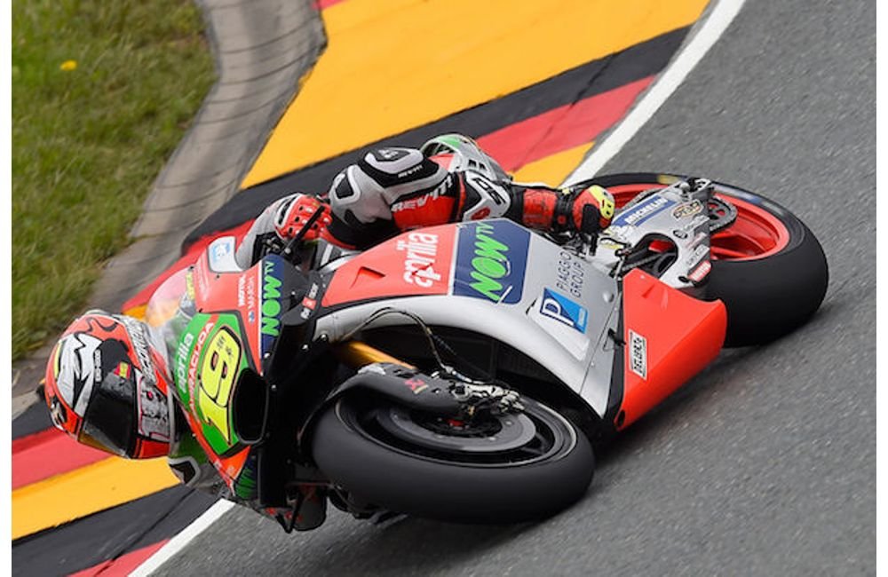 ‪DEBUTTO PER LA MOTOGP AL RED BULL RING_APRILIA SCOPRE IL RED BULL RING2