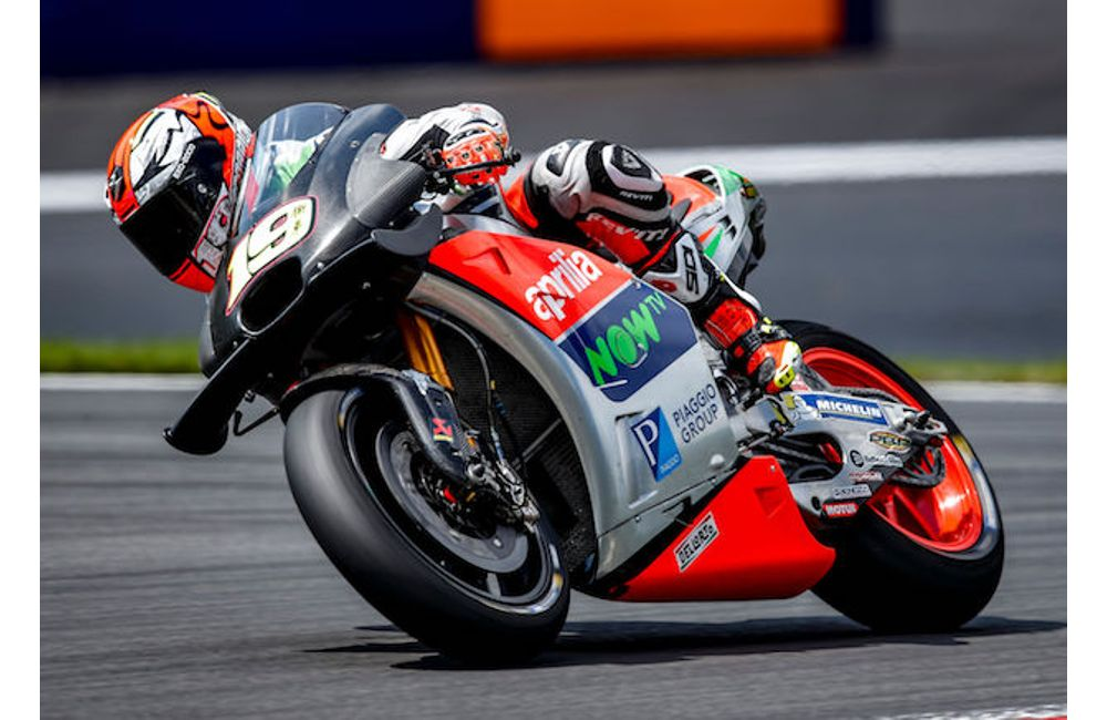 APRILIA EXPLORES THE RED BULL RING_APRILIA SCOPRE IL RED BULL RING0