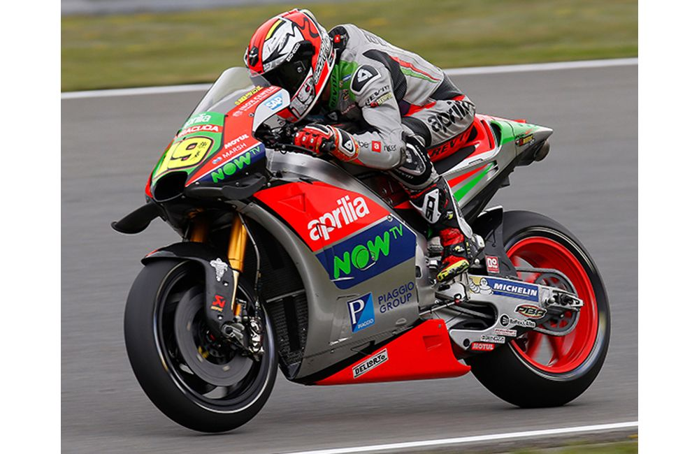 FIFTH ROW AND A GOOD PACE FOR STEFAN BRADL AT BRNO_0