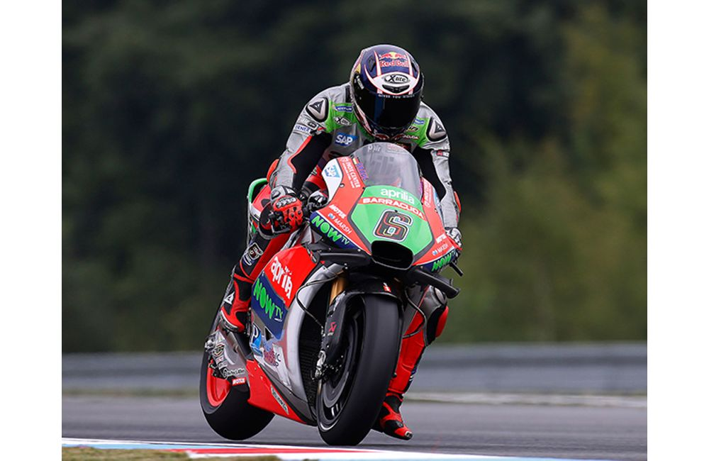 FIFTH ROW AND A GOOD PACE FOR STEFAN BRADL AT BRNO_1