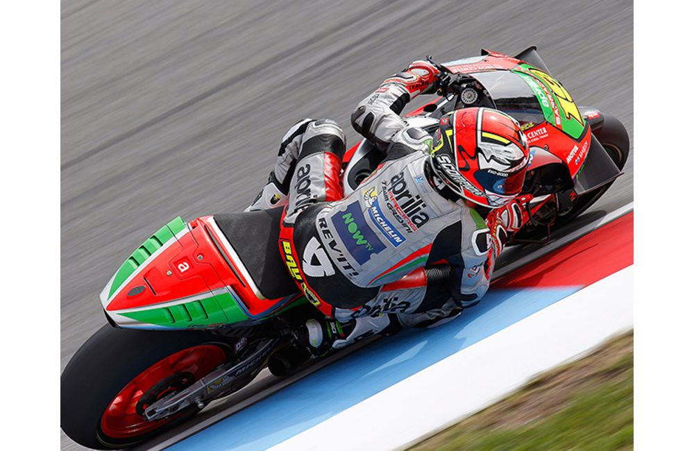 FIFTH ROW AND A GOOD PACE FOR STEFAN BRADL AT BRNO_2