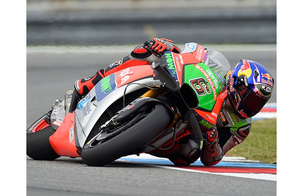 FIFTH ROW AND A GOOD PACE FOR STEFAN BRADL AT BRNO_3