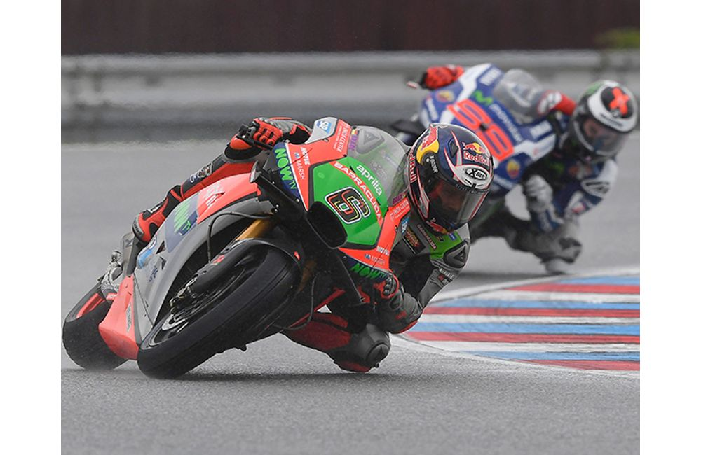 APRILIA IN THE POINTS WITH STEFAN BRADL_1