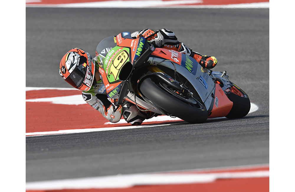 THE MOTOGP WEEKEND STARTS WELL FOR APRILIA_MotoGP - Misano - FP0