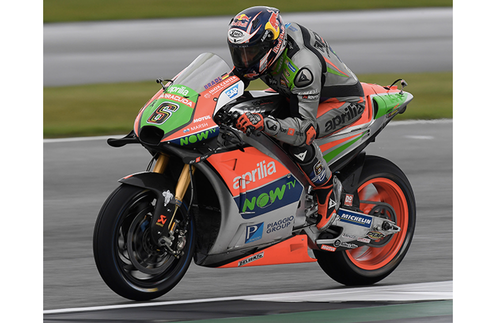 MOTOGP - APRILIA READY FOR THE MISANO CHALLENGE_MotoGP - Misano - Preview1