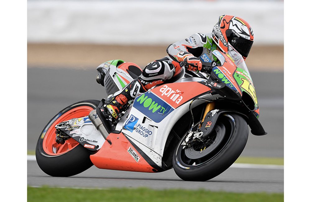 MOTOGP - APRILIA READY FOR THE MISANO CHALLENGE_MotoGP - Misano - Preview0