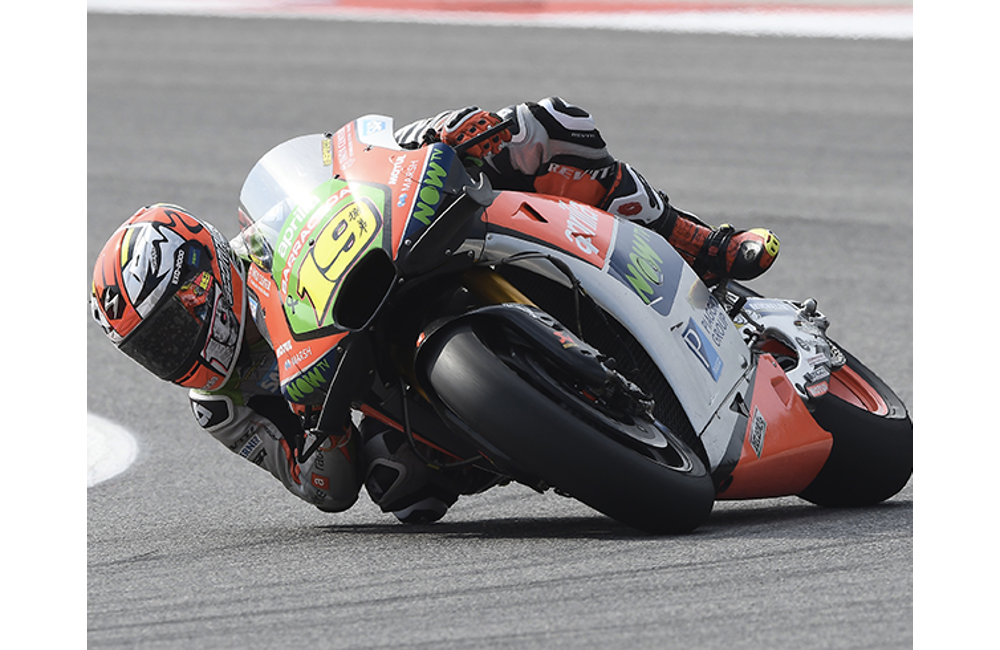 APRILIA GOES THROUGH TO Q2 FOR THE FIRST TIME_MotoGP - Misano - QP0