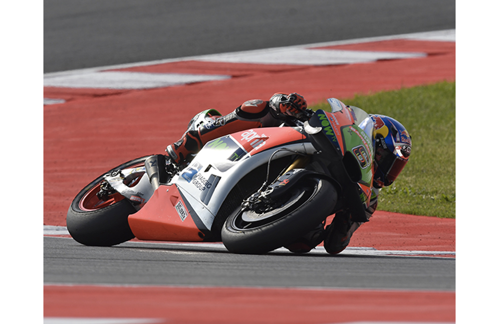 APRILIA GOES THROUGH TO Q2 FOR THE FIRST TIME_MotoGP - Misano - QP1