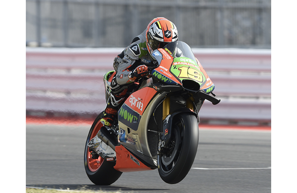 APRILIA GOES THROUGH TO Q2 FOR THE FIRST TIME_MotoGP - Misano - QP2