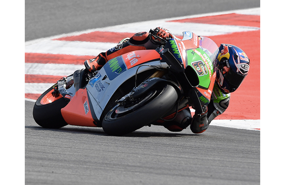 TWO FINISHES IN THE POINTS AND BAUTISTA IN THE TOP TEN TO CLOSE OUT A WEEKEND OF GROWTH FOR THE RS-GP _MotoGP - Misano - Race0