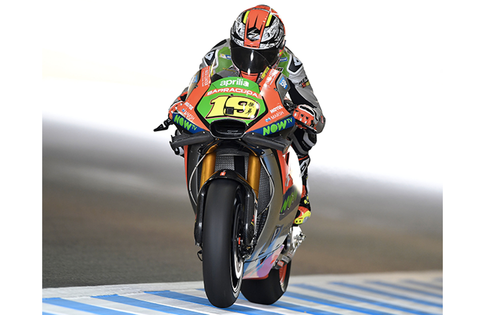 ENCOURAGING START FOR APRILIA AT MOTEGI_2