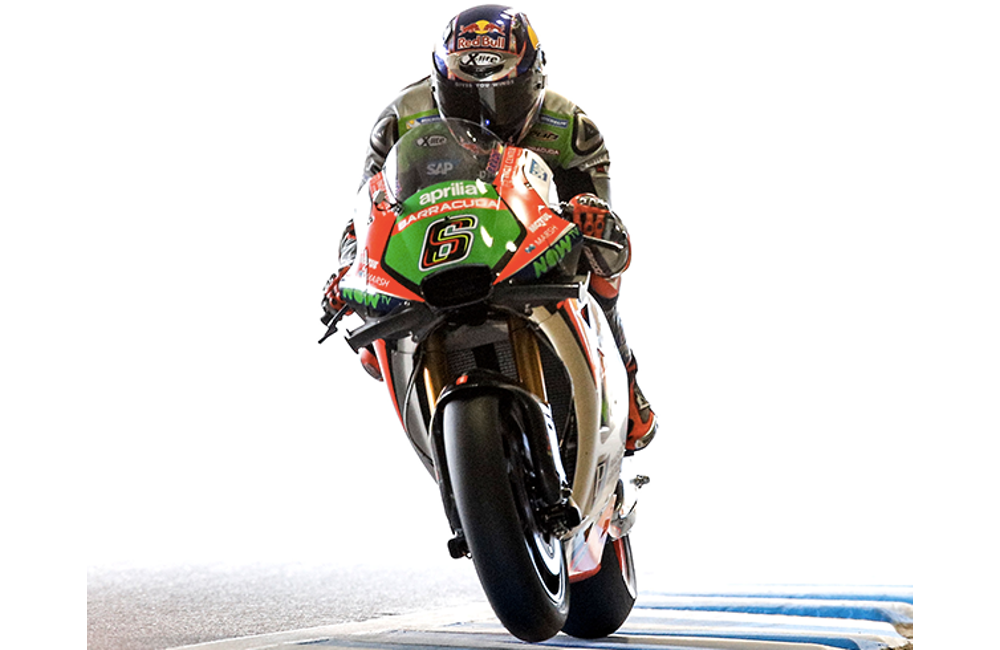 AFTER THE DOUBLE TOP-TEN AT MOTEGI APRILIA IS EN ROUTE TO AUSTRALIA_1
