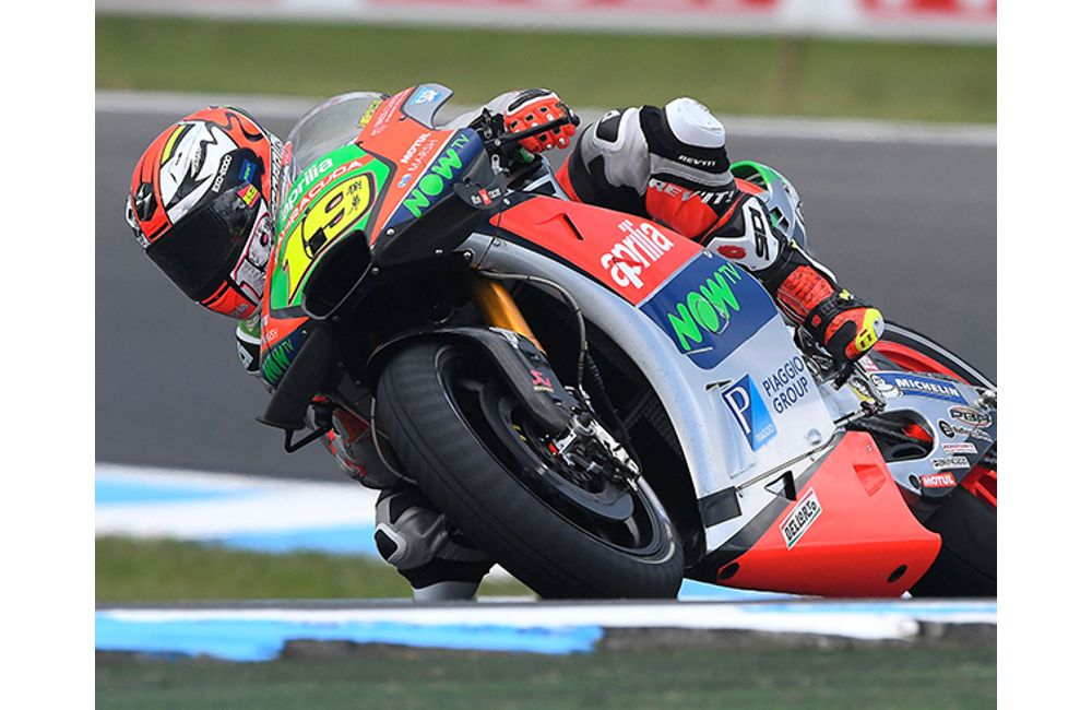 APRILIA BRINGS HOME THE BEST RESULT YET IN QUALIFYING AT PHILLIP ISLAND_2
