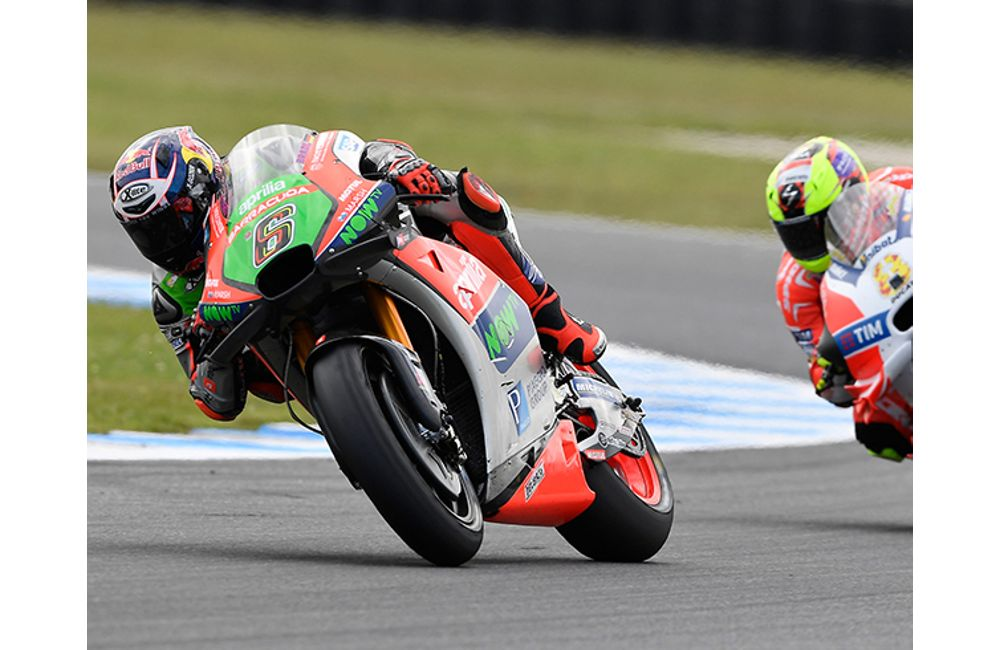 BOTH APRILIAS IN THE POINTS IN AUSTRALIA_0
