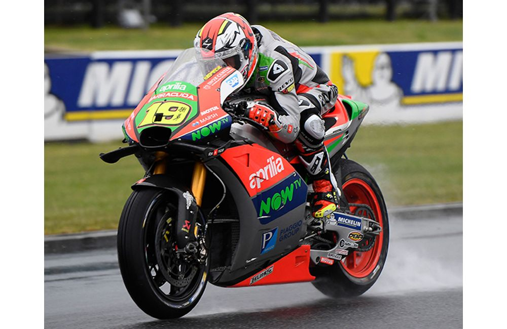 THE WEATHER CONDITIONS THE FIRST PRACTICE SESSIONS AT PHILLIP ISLAND_2