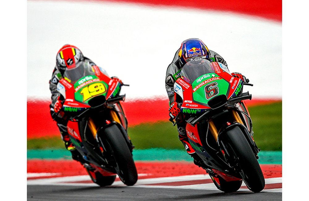 FALL TEMPERATURES WELCOME APRILIA TO THE RED BULL RING_1
