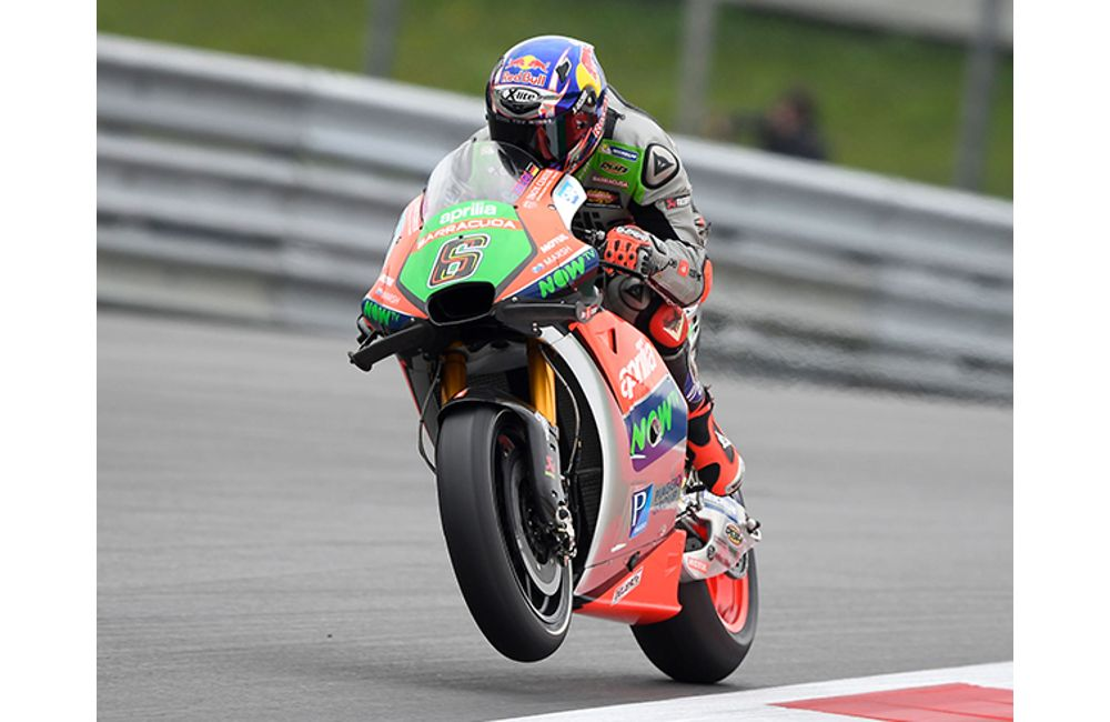 FALL TEMPERATURES WELCOME APRILIA TO THE RED BULL RING_3