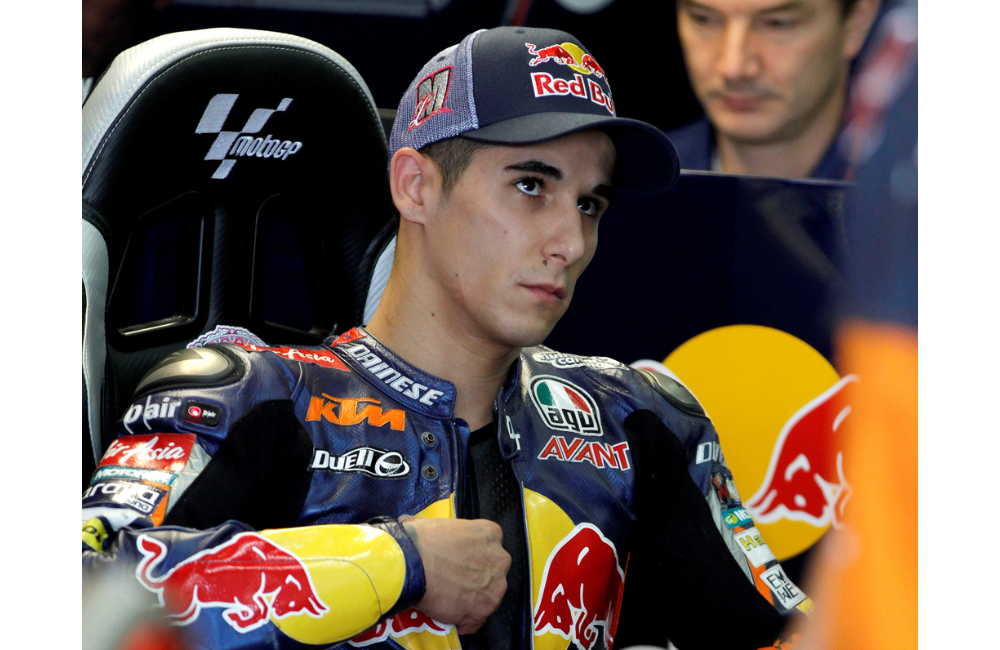 Condolances to Luis Salom_0