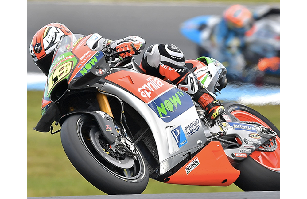 "MOTOGP ARRIVES AT THE LAST STOP ON THE ""TRIPLE HEADER"" TOUR FOR APRILIA_2"