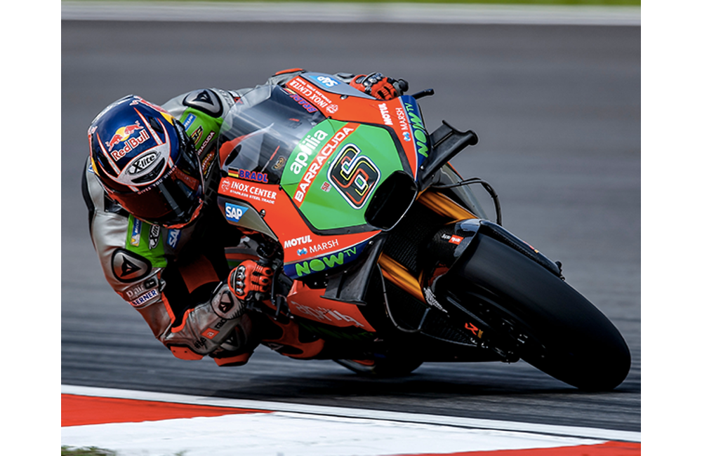 A GOOD START FOR APRILIA AT SEPANG_2