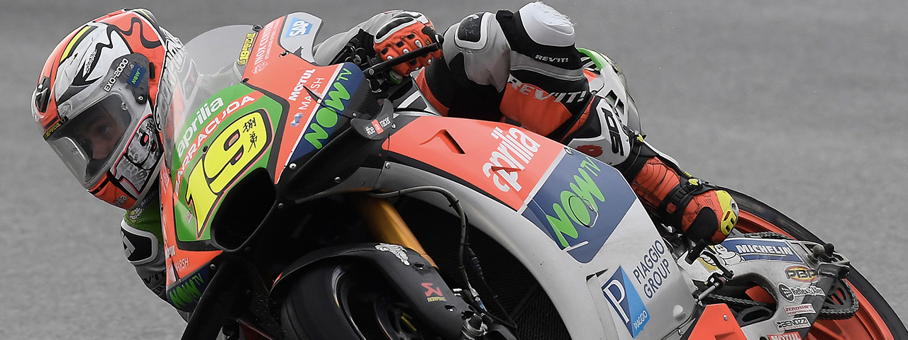 A GOOD RACE FOR APRILIA AT SEPANG