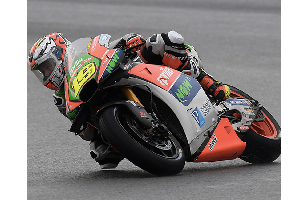 A GOOD RACE FOR APRILIA AT SEPANG_2