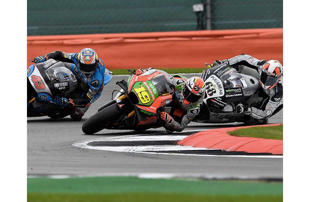 MOTOGP - APRILIA IN THE TOP-10 AT SILVERSTONE_MotoGP - Silverstone - Race0