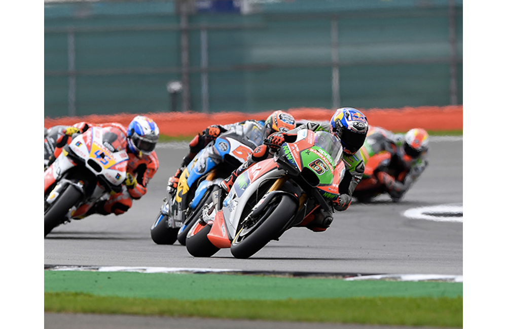 MOTOGP - APRILIA IN THE TOP-10 AT SILVERSTONE_MotoGP - Silverstone - Race1