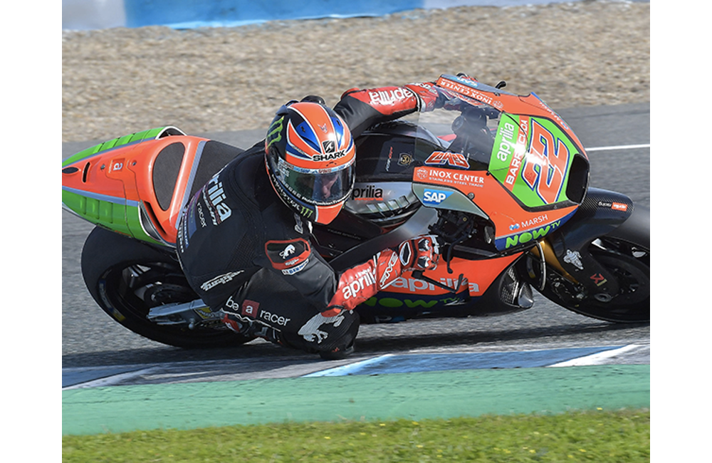 FINAL TESTS BEFORE THE WINTER BREAK FOR APRILIA_2