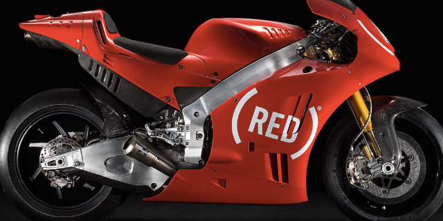 APRILIA RACING CELEBRA (RED) <br>NEL GP DI VALENCIA