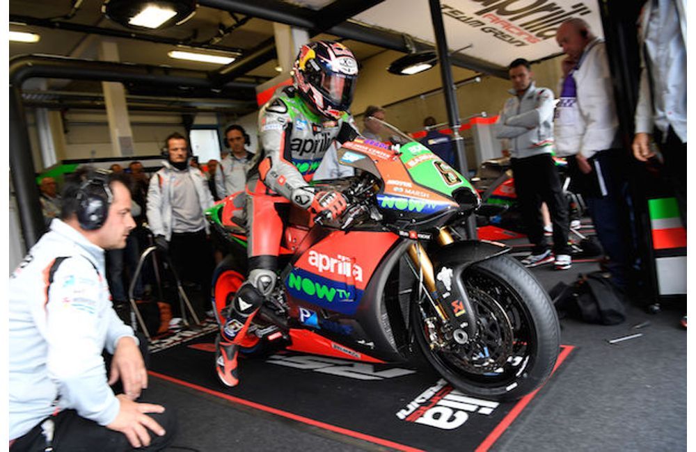 motogp-Assen-qualifying_MotoGP - Assen - first practice session2