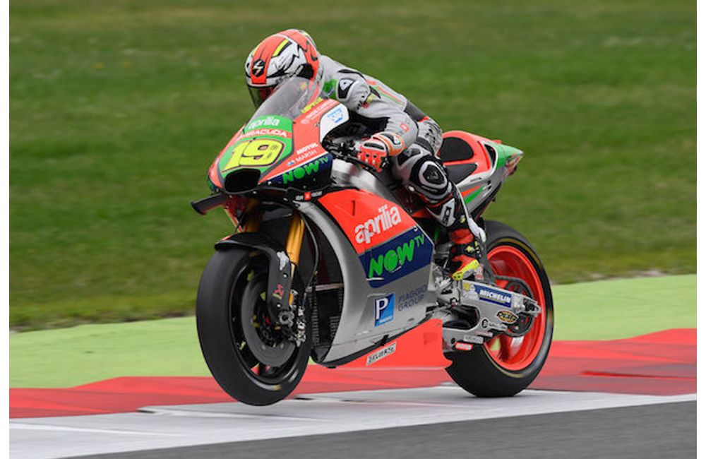 motogp-Assen-qualifying_MotoGP - Assen - first practice session3