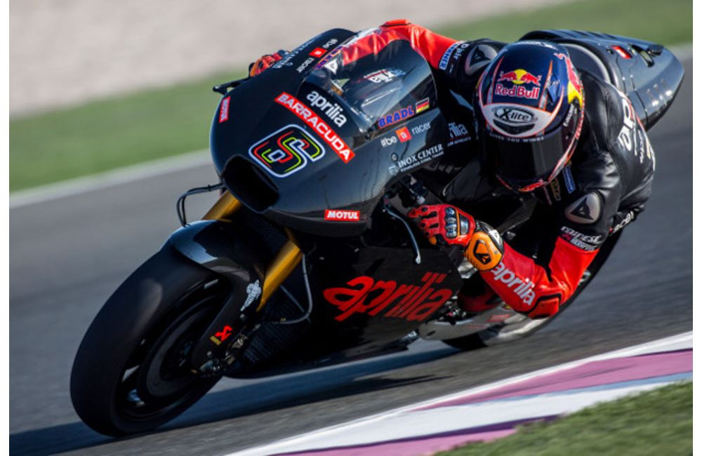 MOTOGP QATAR - TEST DAYS_1