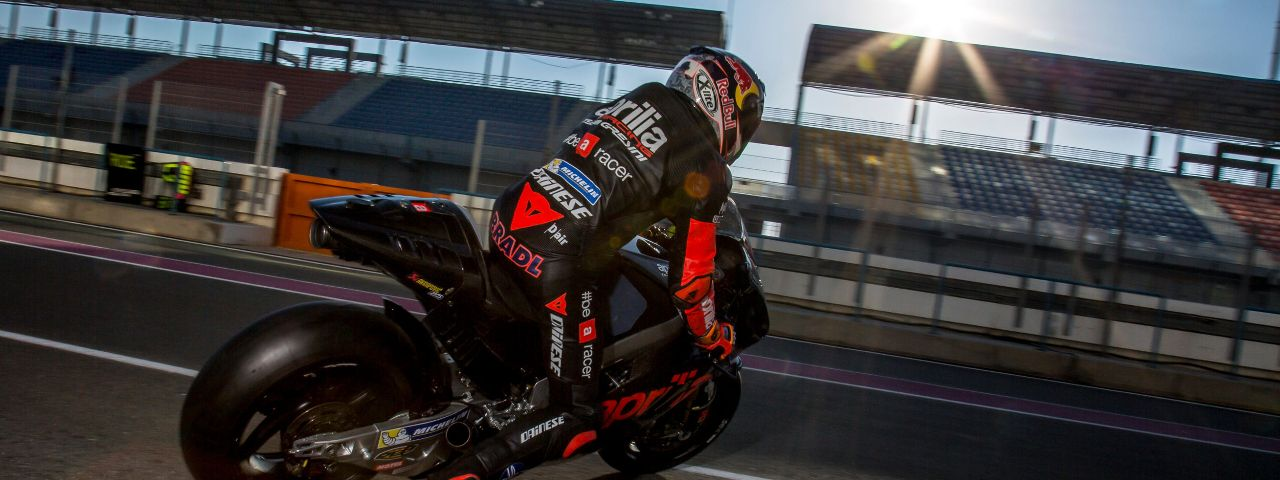 MOTOGP QATAR - TEST DAYS