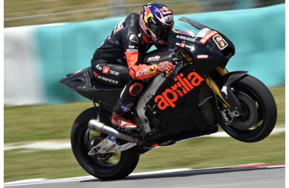 MOTOGP SEPANG - TEST DAY1_0
