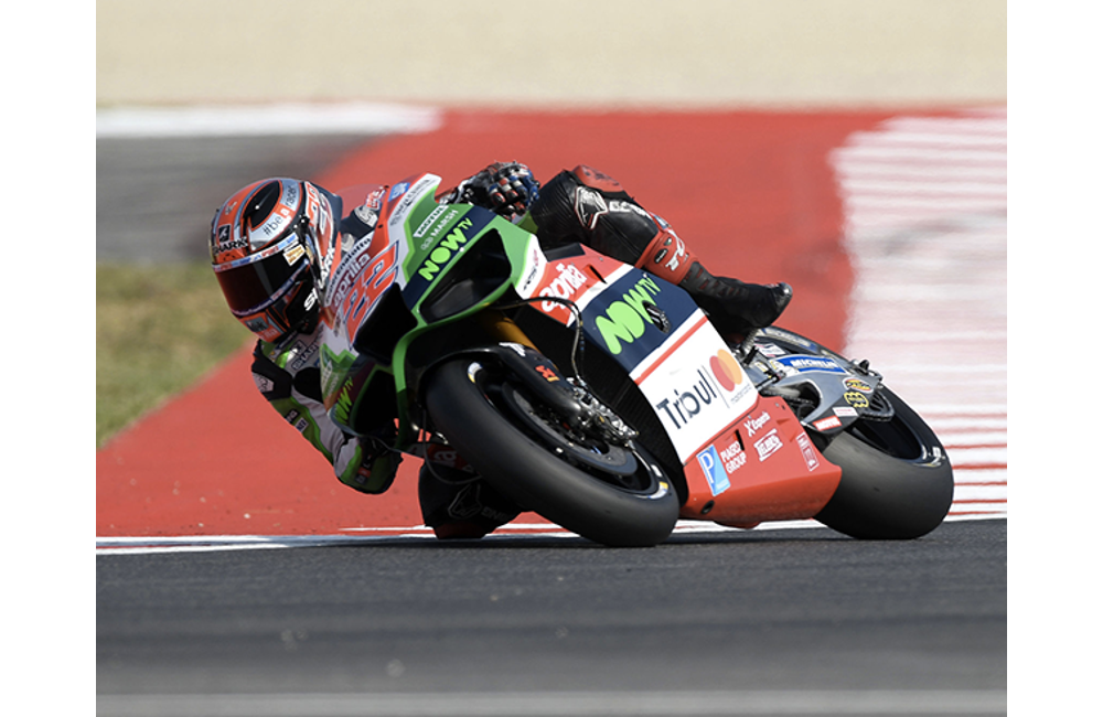 APRILIA IN ARAGÓN TO SUBSTANTIATE THE GROWTH OF THE RS-GP IN A RACE_3