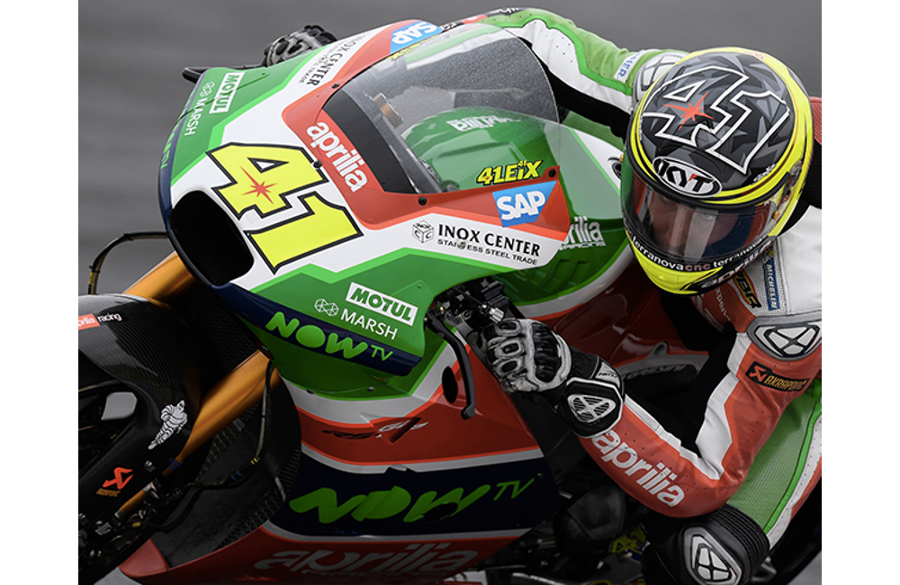 APRILIA IMPROVES IN THE ARGENTINIAN QUALIFYING TOO_0