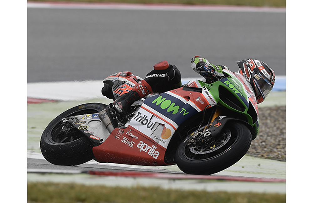 NICE PERFORMANCE FOR SAM LOWES WHO GOES THROUGH TO Q2 AND RIDES HIS RS-GP INTO THE TOP-TEN_1