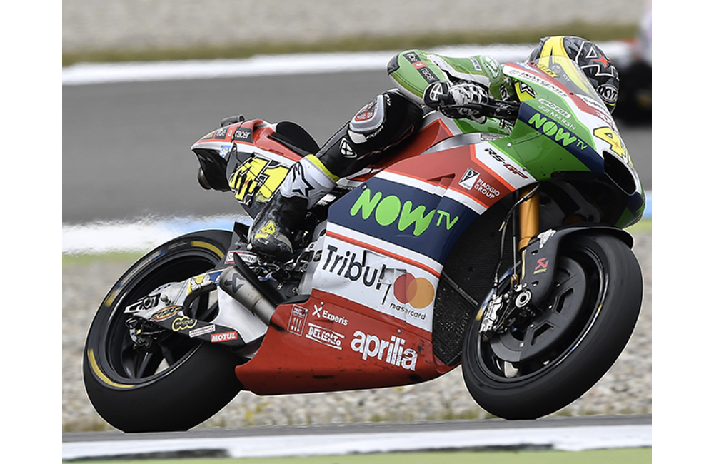 THE APRILIA RS-GP CONFIRMS GREAT POTENTIAL IN HOLLAND_2
