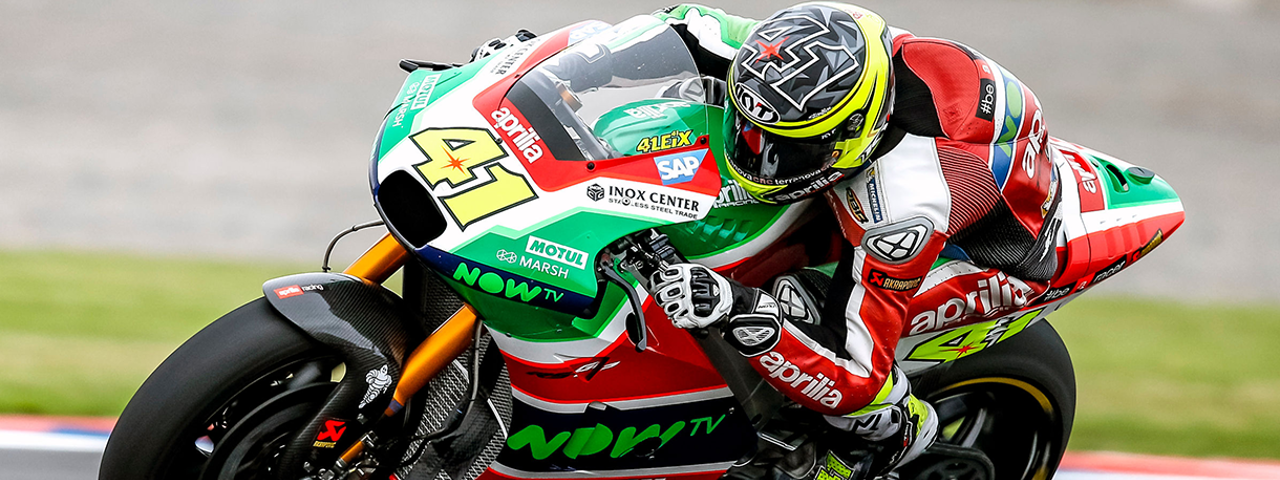 THIRD RACE OF THE SEASON FOR THE 2017 APRILIA RS-GP