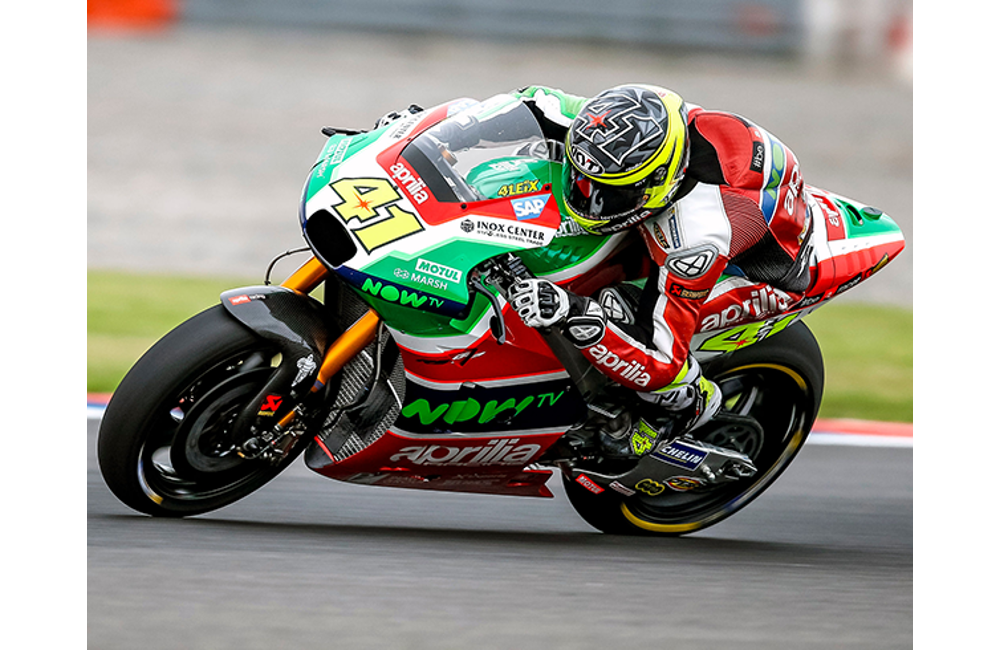 THIRD RACE OF THE SEASON FOR THE 2017 APRILIA RS-GP_0