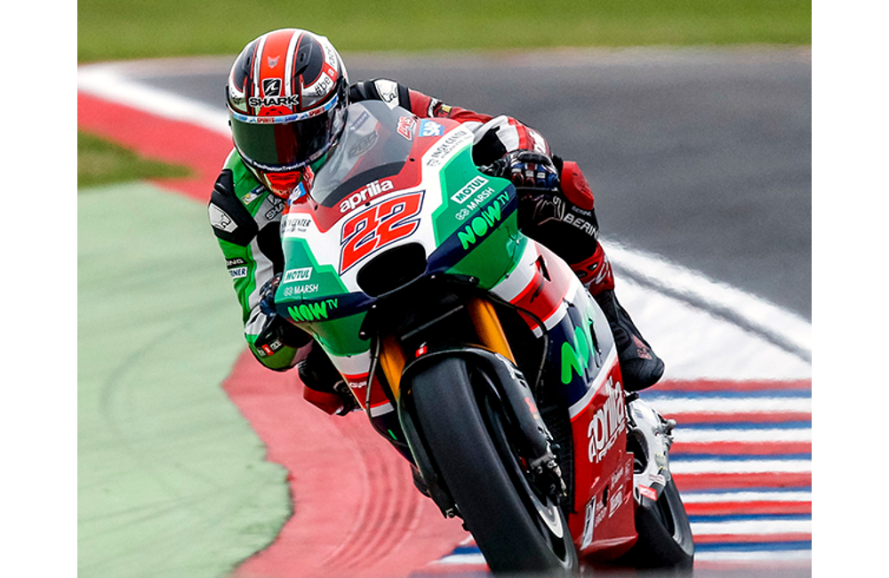 THIRD RACE OF THE SEASON FOR THE 2017 APRILIA RS-GP_1