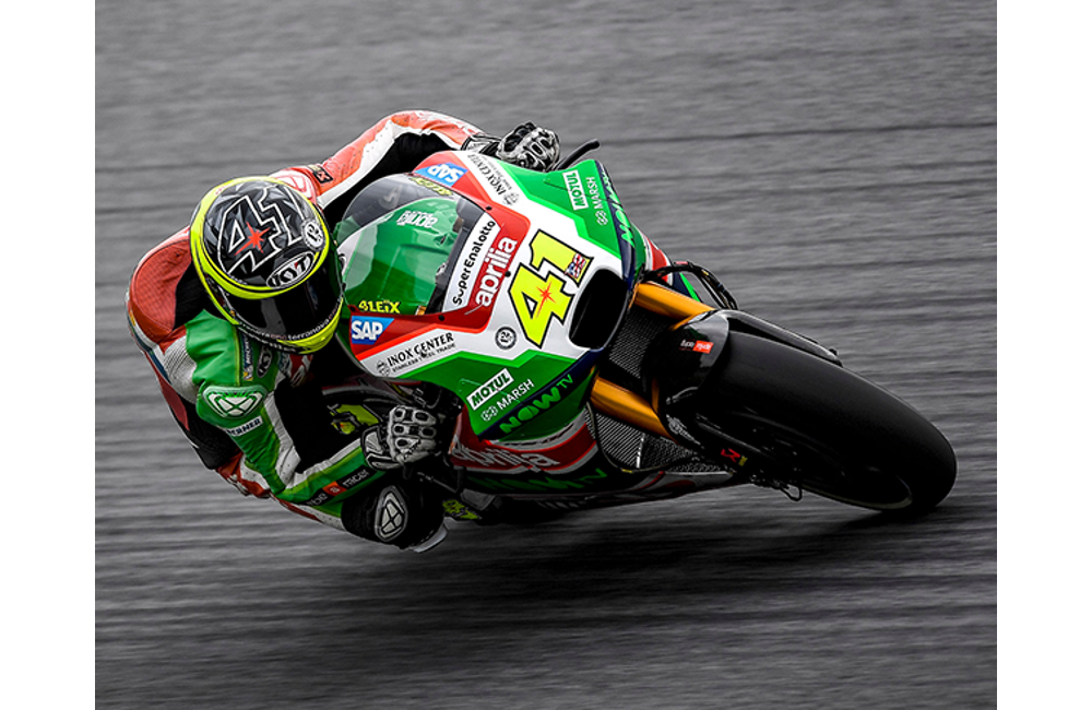 ALEIX ESPARGARÓ FAST ON THE FIRST DAY IN AUSTRIA_1